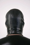 Anatomical mask 0,6mm with open face