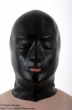 Anatomical mask 2,0mm with zipper